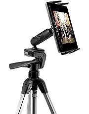 Arkon Tripod Tablet Mount for Apple iPad Air 2 iPad Pro iPad 4 3 2 Samsung Galaxy Note 10.1 Retail Black
