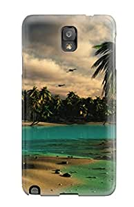 New Artistic Earth Nature Other Tpu Skin Case Compatible With Galaxy Note 3