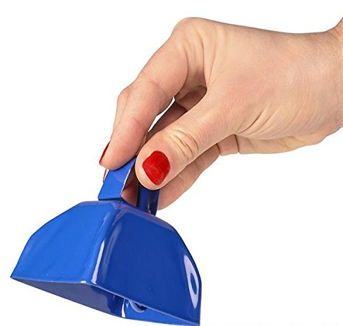 3'' BLUE METAL COWBELL, Case of 144 by DollarItemDirect (Image #3)