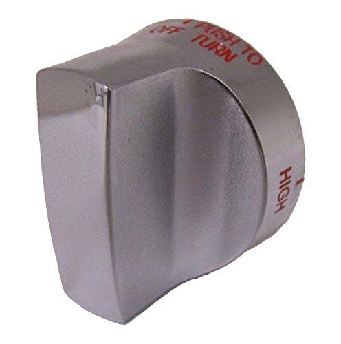 BBQ Grill Knob Main Burner Bull Most Models Grills OEM 16505 ()