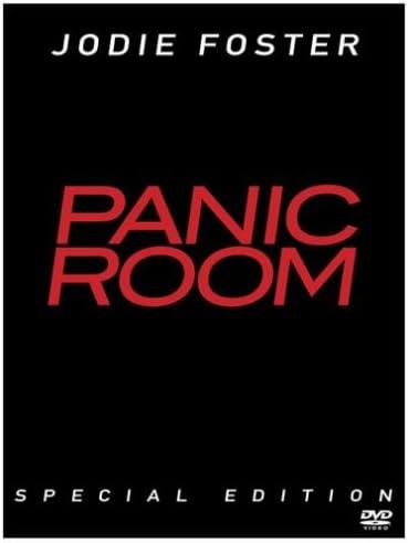 Panic Room 2002 3 Disc Special Edition Region 1 Ntsc Dvd Us Import Amazon Co Uk Dvd Blu Ray