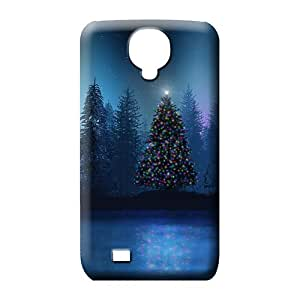 samsung galaxy s4 covers protection Super Strong Perfect Design phone carrying shells colorful aurora polar light polarization