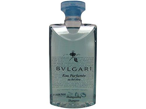 Price comparison product image Bvlgari Eau Parfumee Au the Bleu Shampoo, 2.5 oz. Set of 3