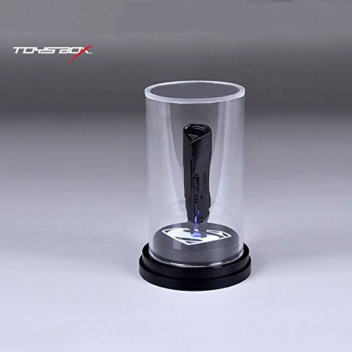 Suit Halo Replica (Shalleen HOT FIGURE TOYS toys-box Acrylic stand Man of Steel Key box Bright)