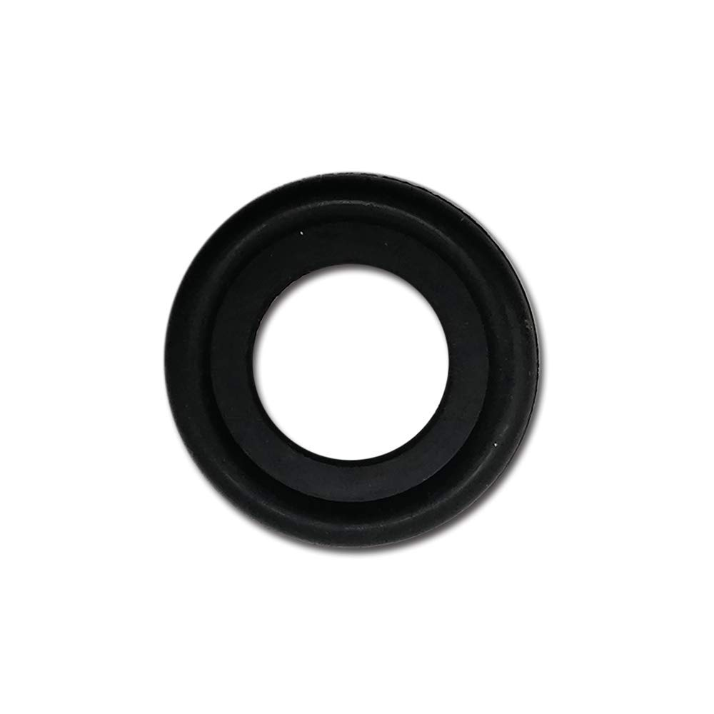 3536966 Elf Bee 15-Pack Rubber Drain Plug Gasket Replace# 12616850 8-03536-966-0 for M12