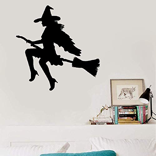 Vinyl Wall Sticker Mural Bible Letter Quotes Witch Halloween Magic for Nursery Baby