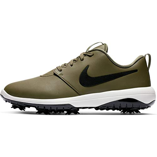 Nike Roshe G Tour Golf Shoes 2019 Medium Olive/Black/Summit, used for sale  Delivered anywhere in USA