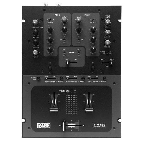 Rane TTM 56S 2-Channel DJ Mixer