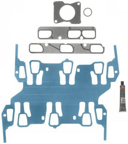 Intake Manifold Valley Pan (Fel-Pro MS 96046 Intake Manifold Valley Pan Gasket Set)