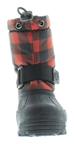Northside Check Boot Buffalo Frosty Snow Red qqx4wRg7r1