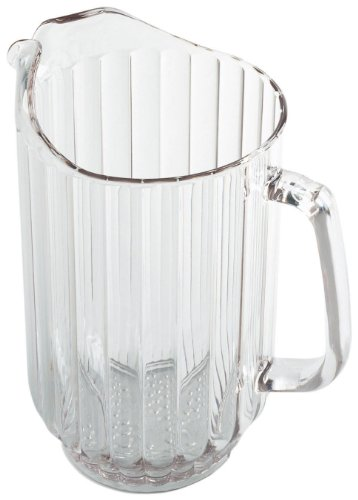 Cambro (P600CW135) 60 oz Polycarbonate Pitcher - Camwear [Case of 6] (Cambro Pitchers compare prices)