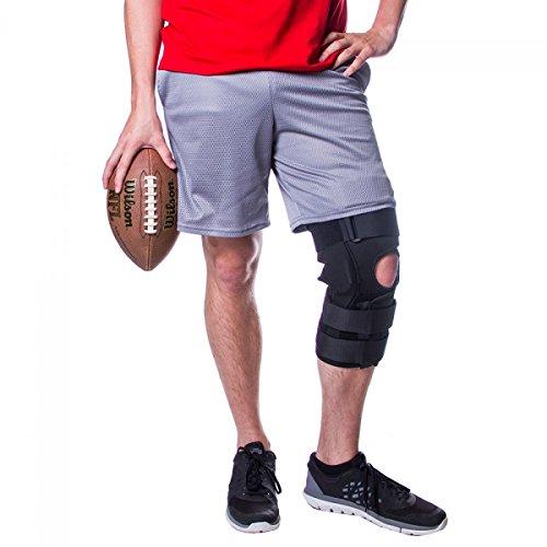 BraceAbility 4XL Big & Tall Hinged Knee Brace | Protectio...