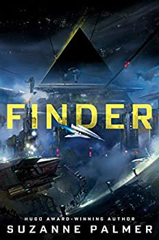 Finder by Suzanne Palmer science fiction and fantasy book and audiobook reviews