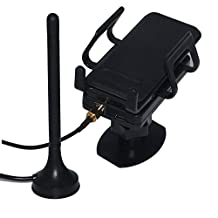 3G CDMA 824MHz to 1990MHz Drive Cellphone Signal Booster For Vehicle Use