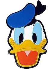 Loungefly: Mickey Mouse - Donald Head Crossbody Bag