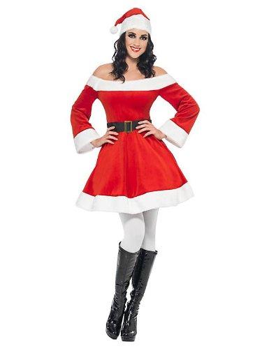 Disfraz de Mama Noel mujeres - L: Amazon.es: Juguetes y juegos
