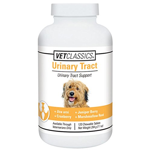 Vet Classics Canine Urinary Tract Support (120 Tabs)
