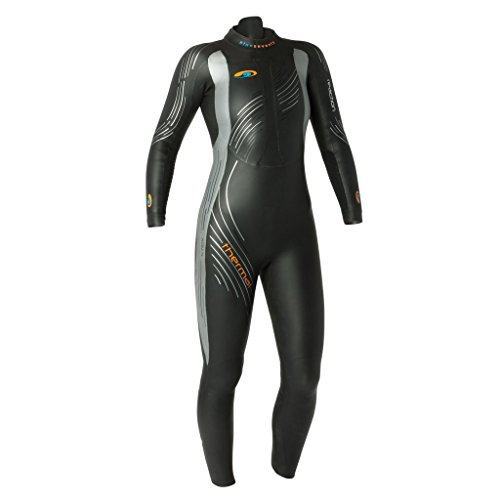 (blueseventy 2019 Women's Thermal Reaction Triathlon Wetsuit - for Cold Open Water Swimming - Ironman & USAT Approved (WMA))