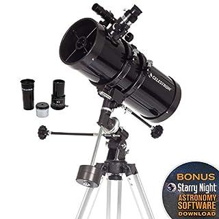 Celestron PowerSeeker 127EQ Telescope (B0007UQNKY) | Amazon Products