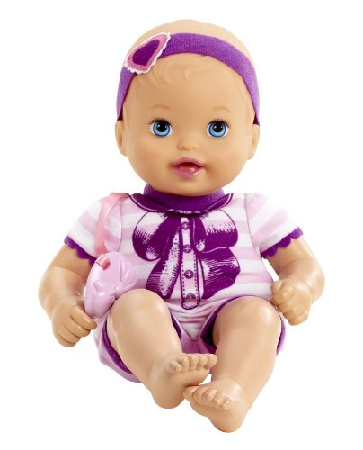 Little Mommy Baby So New Doll - Bowie - Little Mommy Newborn Doll