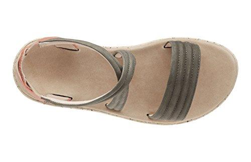 Superfeet Verde Womens Cavo Casuale Sandalo Bungee / Arancio Tawney