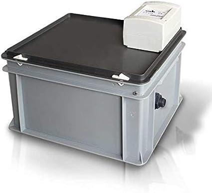 Neutralizador para condensación ácida con bomba sumergible para calderas de hasta 300 kW
