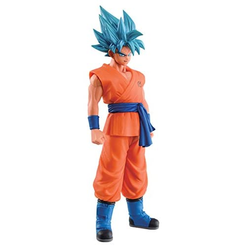 "Banpresto Dragon Ball Z: Resurrection F ChouZouSyu 6"" God Super Saiyan Son Goku Figure"