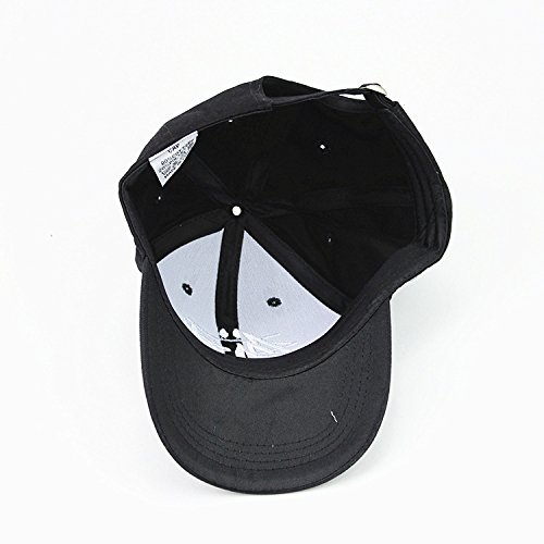 mznwpm Hombres Mujeres Casual Ajustable Gorra De Béisbol Adulto Protector  Solar Del Verano Sombreros Unisex Moda d85a441c06e