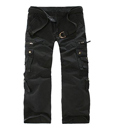Pocket Cargo Baggy Chef Pants - 7