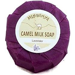 Luxury Hand Made Camel Milk Soap (Lavender)