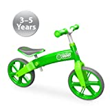 Yvolution Y Velo Senior Green Balance Bike, One Size