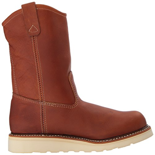 Thorogood Tobacco Wedge Wellington Work Boot Non Men's Safety rwfPr0