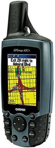 Garmin GPSMAP 60Cx Handheld GPS Navigator Discontinued by Manufacturer