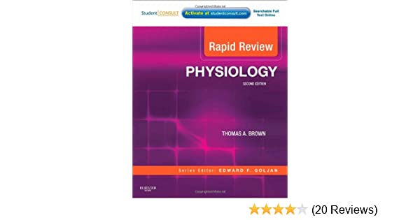 Rapid Review Physiology: With STUDENT CONSULT Online Access, 2e ...