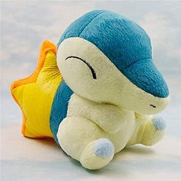 HT TOYS Pokemon Cyndaquil Stuffed Soft Toy Pikachu Plush Doll Toy 13cm