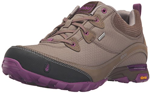 Ahnu Women's Sugarpine Waterproof Hiking Shoe, Alder Bark, 6 M US