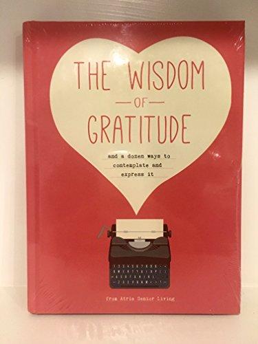 The Wisdom of Gratitude