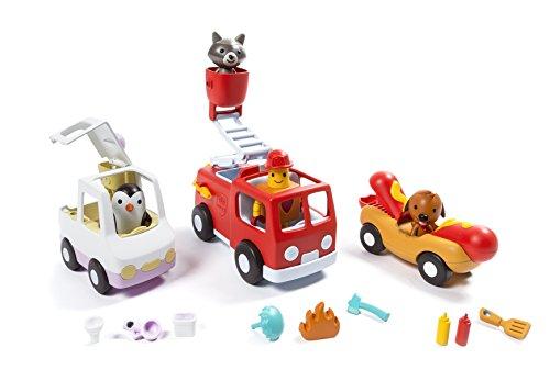 Sago Mini – Vehicles - Road Trip Collection