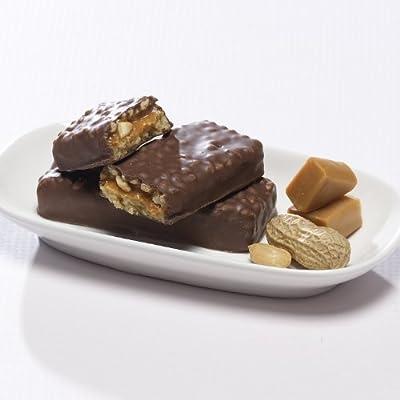ProtiWise - Nutty Caramel Crunch High Protein Diet Bars