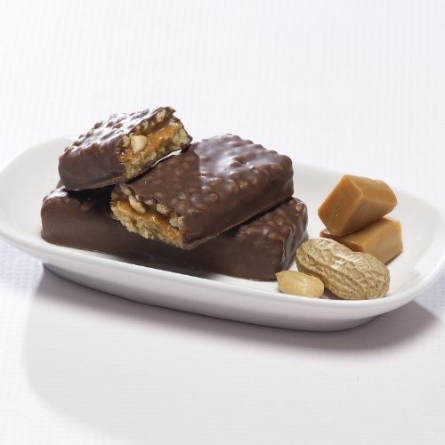 ProtiWise - Nutty Caramel Crunch High Protein Diet Bars by ProtiWise - By Doctors Best Weight Loss
