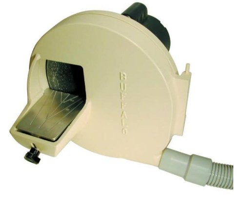 Buffalo Dental 61850 Dual Trim Rotary Dry Model Trimmer, 1/3 HP, 60 Hz, 120V AC, 10'' Diameter by Buffalo Dental