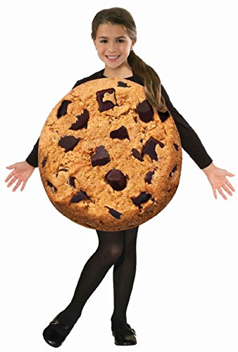 Childrens Chocolate Chip Cookie Foam Tunic Costume