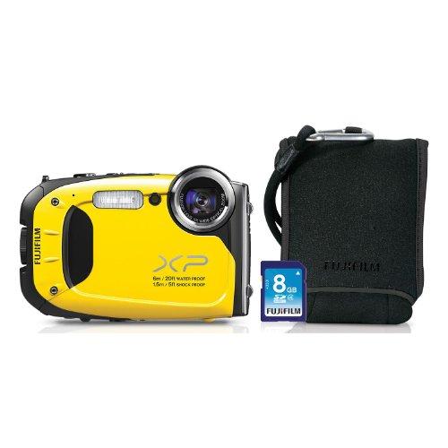 Fuji Finepix Xp60 Waterproof Camera - 7