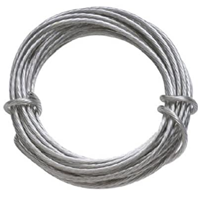 OOK 50173 Framers Galvanized Hanging Wire Supports Up to 30 Pounds - Picture Hanging Hardware - .com