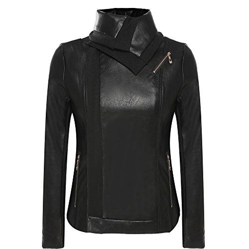 ANGVNS Fleece Zip-up Hoodie Jacket with Zipper Point