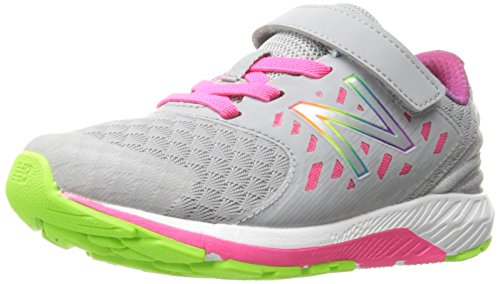 New Balance Kids' Urge V2 Hook and Loop Road-Running-Shoes