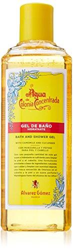 Alvarez Gomez Agua De Colonia Concentrada Bath & Shower Gel, 10.5 Ounce