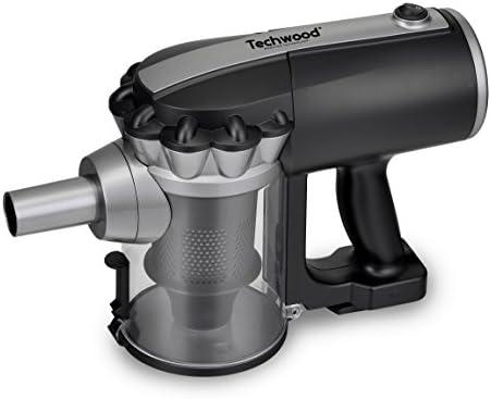 Techwood TAS-656 - Aspirador escoba 2 en 1, 0,5 l, 600 W, color ...