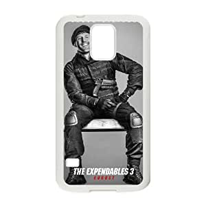 The Expendables Samsung Galaxy S5 Cell Phone Case White Aijcr