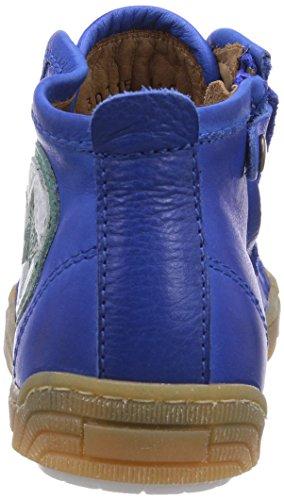 Bisgaard Shoe with laces Unisex-Kinder Sneakers Blau (26 Cobalt)